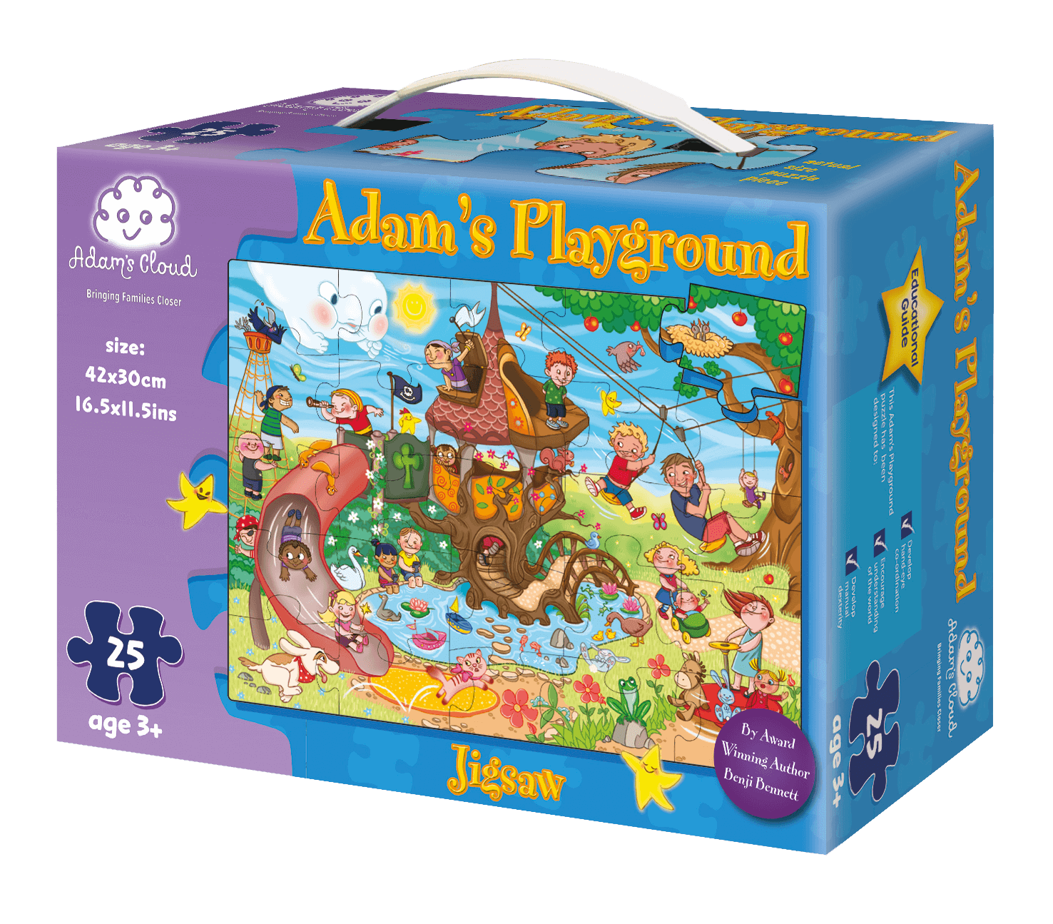 Adams Playground Jigsaw
