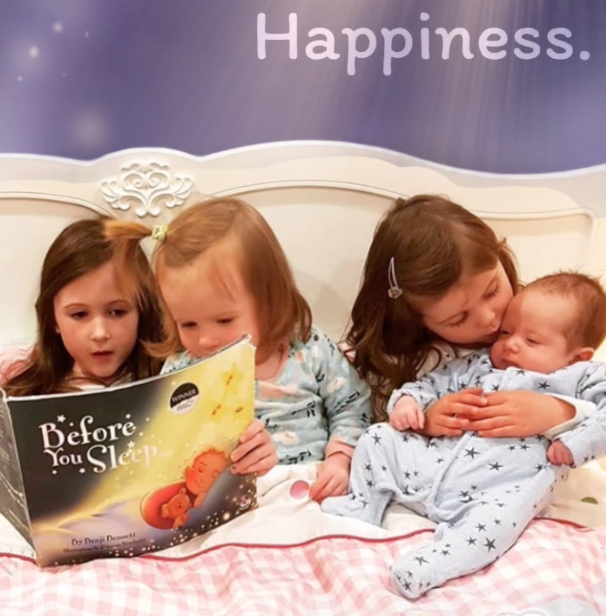 What Does Every Child Need Before They Sleep