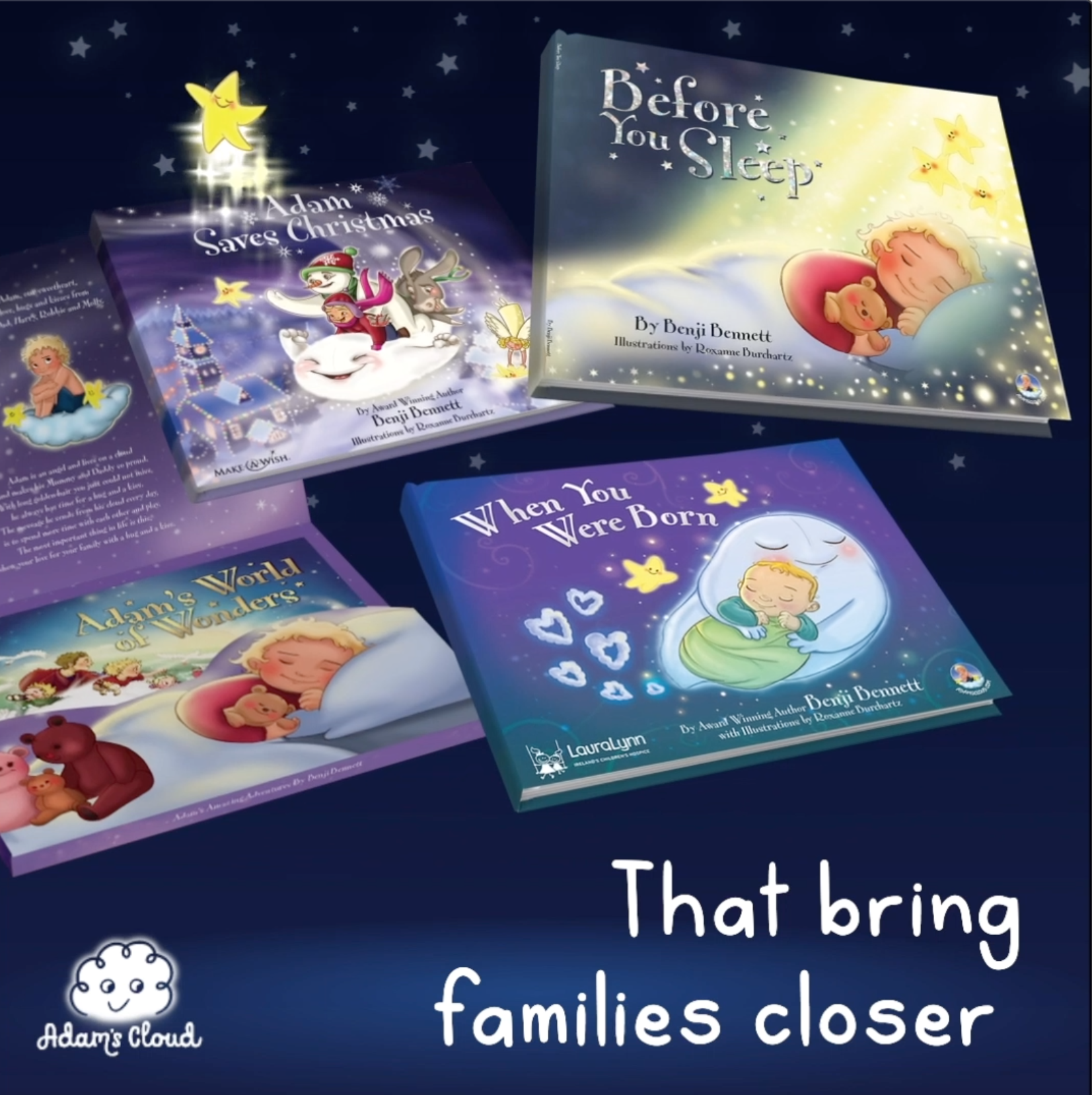 Books Full of Love that Bring Families Closer